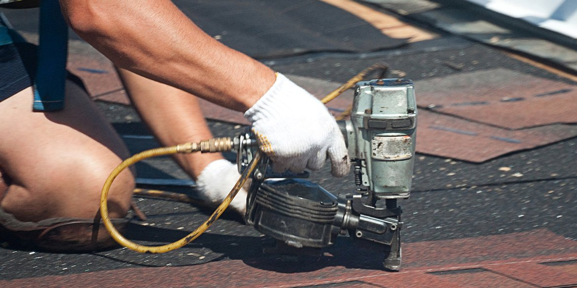 Repairing Damaged Shingles