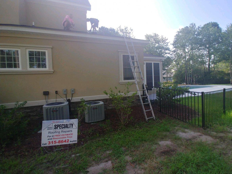 Roof Repair 4